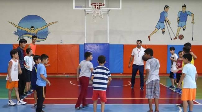 Basketbol Takımları Yeni Sezona Hazırlanıyor- Videolu Haber