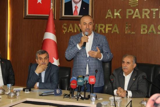 Suriye'nin Şanlıurfa'sı var Türkiye'si var, ama bizim kimimiz var?