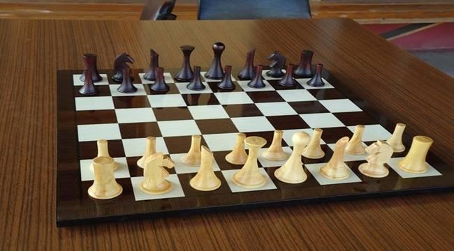 Ceylanpınar ekibi uluslararası satranç turnuvasına hazırlanıyor