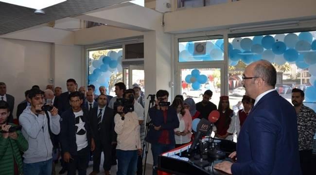 Devteşti Kadın Sağlığı Dayanışma Merkezi Açıldı