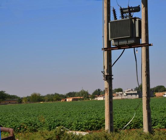 Dicle Elektrik sulama birliklerini uyardı