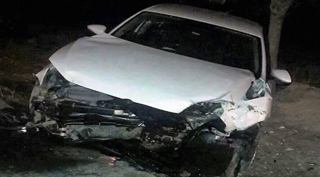 Diyarbakır Yolunda Kaza, 4 Yaralı