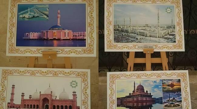 Dünyanın en eski camileri fotoğraf sergisi açıldı