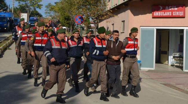 Edirne'de yakalanan PKK'lılar tutuklandı
