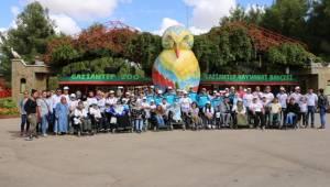 Engellilerin Hayvanat Bahçesi Keyfi-Videolu Haber