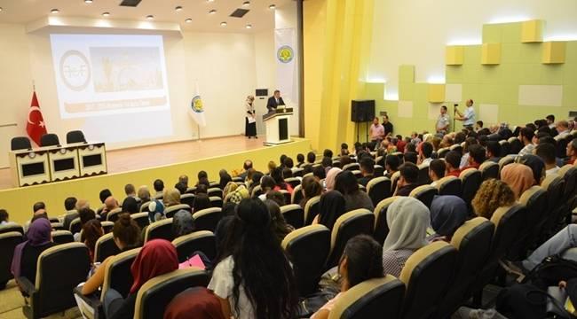 Fen Edebiyat Fakültesinde 2017-2018 akademik yılı açıldı