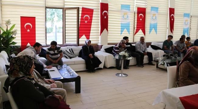 Haliliye'de Ekim Ayı Halk Günü Toplantısı Yapıldı-Videolu Haber