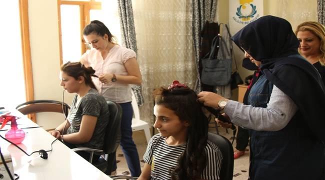Haliliye'de kadınlara pozitif ayrımcılık-Videolu Haber