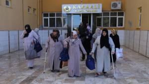 Haliliyeli Yaşlılar Kaplıca Turuna Götürüldü-Videolu Haber