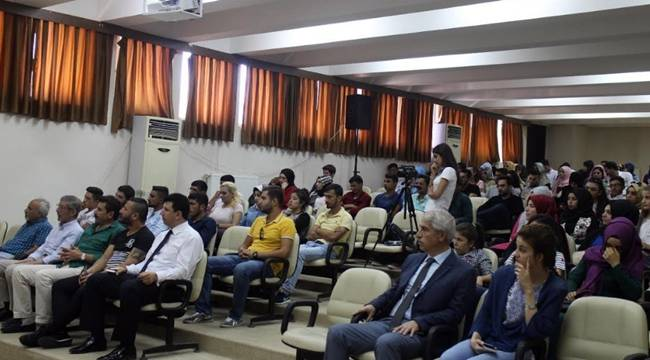 HRÜ Şanlıurfa Sosyal Bilimler Myo'da Tanışma Toplantıları
