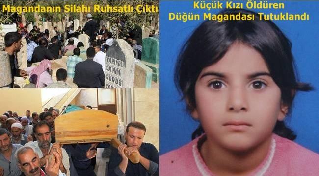 Küçük Kızı Öldüren Düğün Magandası Tutuklandı