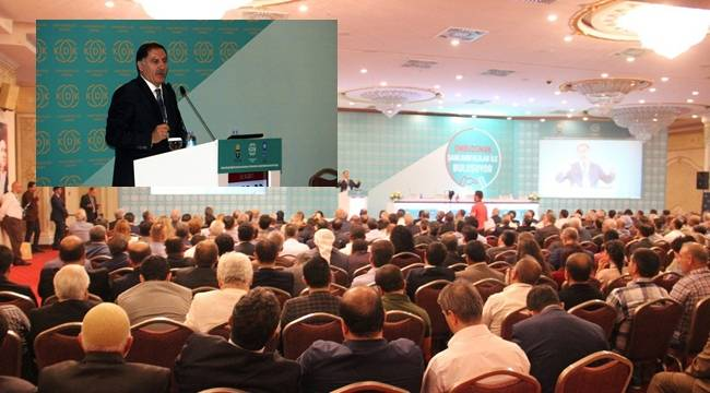 Malkoç,Avrupa'nın toplamı 500 bin Suriyeliye bakamıyor