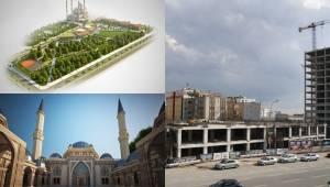 Osmanlı Mimarisi 11 Nisan Külliyesinde Yaşatılacak-Videolu Haber