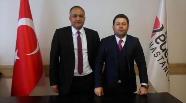 Özel Edessa Hastanesi yeniden açıldı