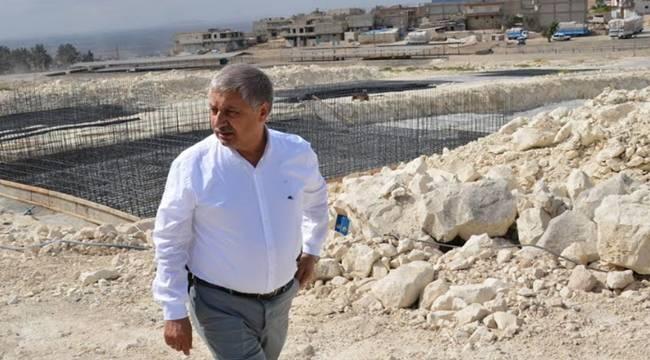 Pınarbaşı, Her Esnafın 250 Ton Kapasiteli Ambarı Olacak