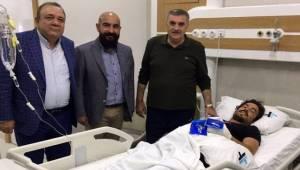 Ramazan Sal Operasyon Geçirdi