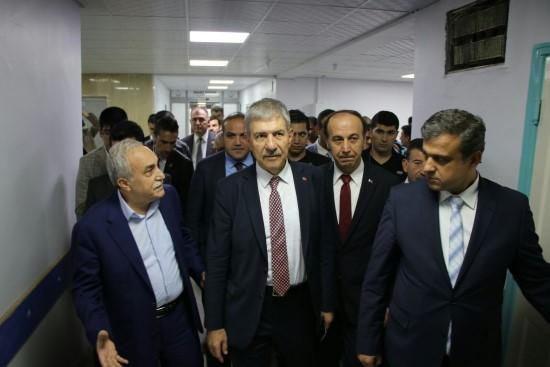 Sağlık Bakanı Urfa'daki Doktor Açığı İçin Ne Dedi ?