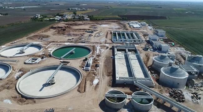 Şanlıurfa Atık su arıtma tesisinde sona gelindi-Videolu Haber