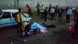 Şanlıurfa'da Feci Kaza, 1 Ölü 5 Yaralı