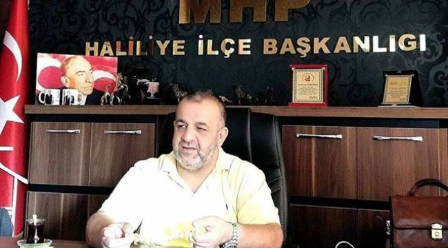 Şanlıurfa MHP'de İstifa Depremi