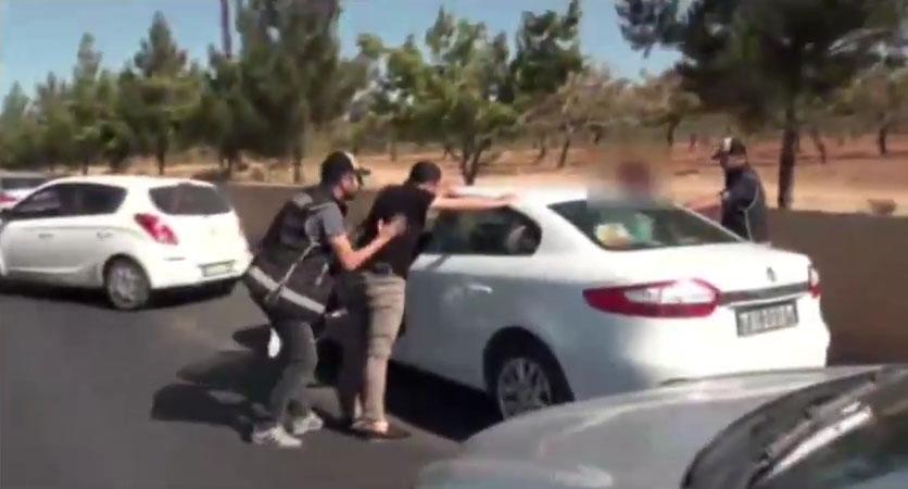 Şanlıurfa polisinden nefes kesen operasyon - Videolu Haber
