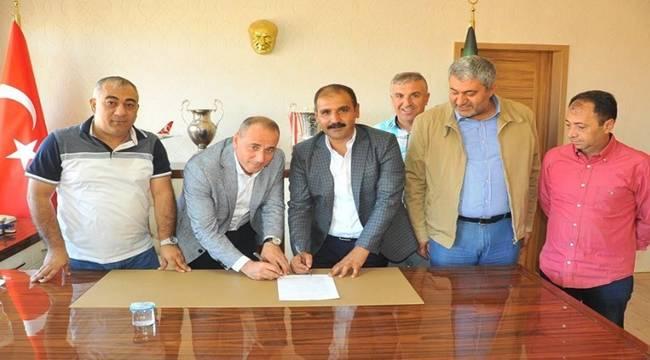 Şanlıurfaspor'da sponsorluk anlaşması