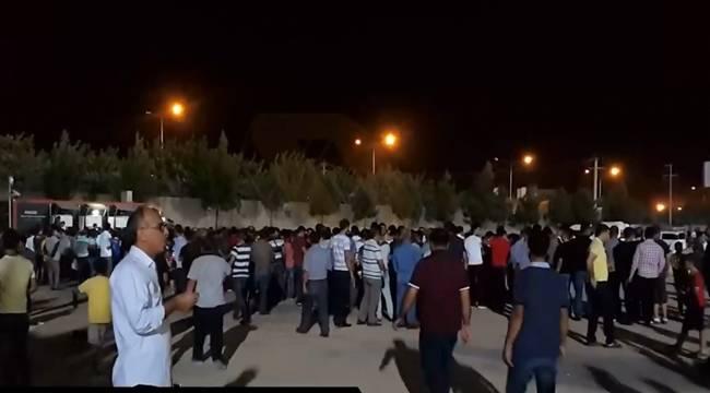 Şanlıurfaspor taraftarları maça giremedi-Videolu Haber
