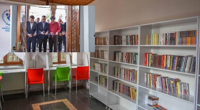Siverek'te Kitap Evi Açıldı