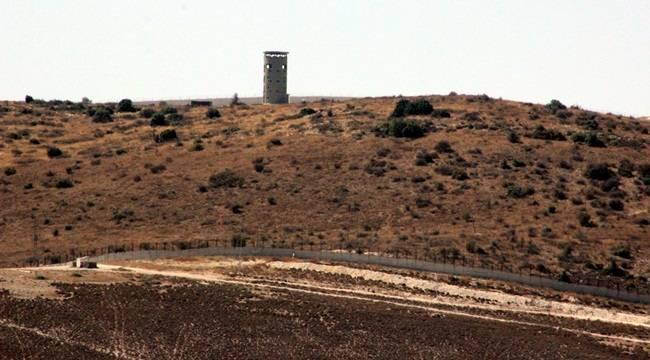 Suriye sınırına kulekol yapılıyor