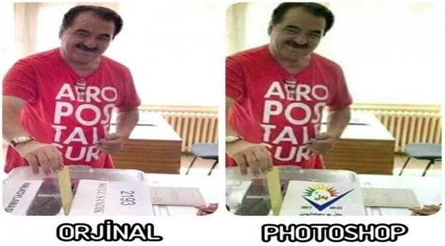 Tatlısese Photoshop'lu Komplo