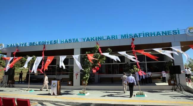 Üniversite hastanesinin misafirhanesi açıldı-Videolu Haber