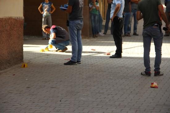 Urfa'da alacak verecek kavgasında silahlar konuştu