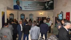 Urfa'da Aliya İzzetbegoviç kültür konağı açıldı- Videolu Haber