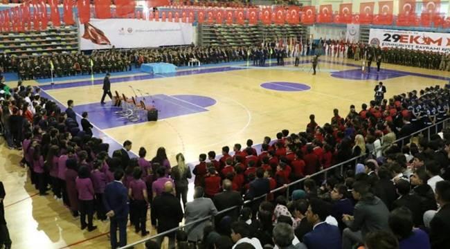 Urfa'da Cumhuriyet Bayramı Coşkuyla Kutlandı-Videolu Haber