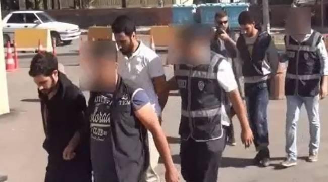 Urfa'da DAEŞ operasyonu, 3 tutuklama