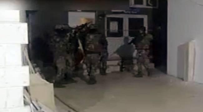 Urfa'da DEAŞ operasyonu,5 gözaltı