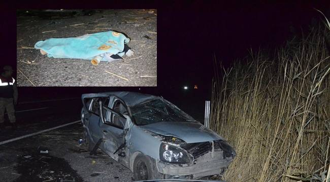 Urfa'da Feci Kaza Aynı Aileden 9 Aylık Bebek Öldü, 6 Kişi Yaralandı