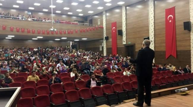 Urfa'daki Rehber Öğretmenlere Seminer Verildi