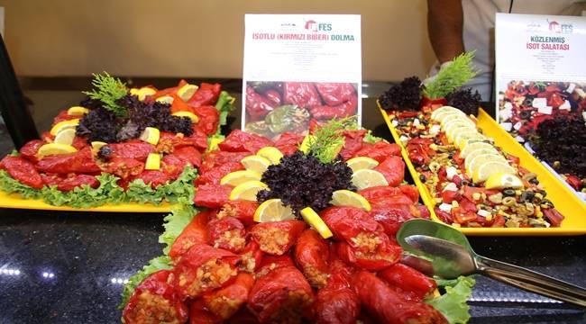 Urfa isot yemekleri tanıtıldı-Videolu Haber