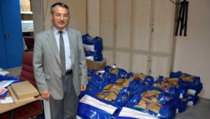 Viranşehir'de Çölyak Hastalarının Yüzü Gülüyor
