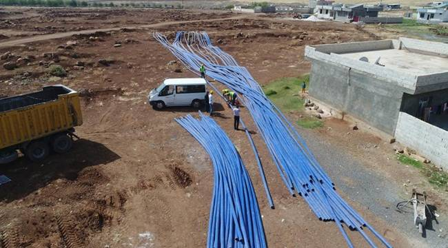 Viranşehir'de hedef kalıcı alt yapı üretmek