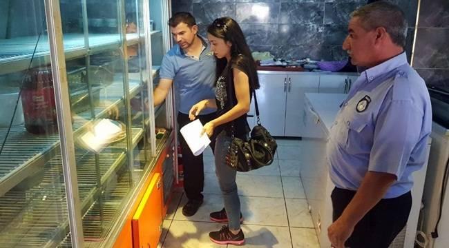Viranşehir'de İşletmeler Denetlendi