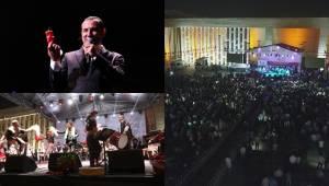 Zekeriya Ünlü ve Ferhat Göçer'den muhteşem konser-Videolu Haber