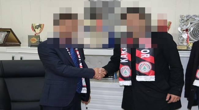 3 Büyük Kulüpte Forma Giyen Oyuncu,Karaköprü'ye Teknik Direktör Oldu
