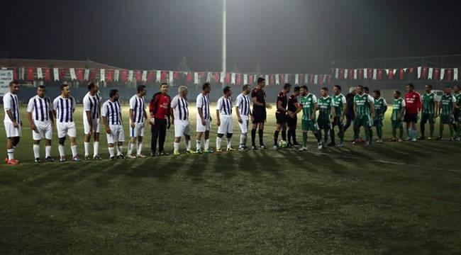 35 Yaş Üstü Futbol Turnuvasının Şampiyonları Belli Oldu-Videolu Haber
