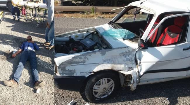 Akçakale'de Kaza, 4 Yaralı