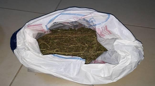 Akçakale'de Uyuşturucu Tacirlerine Operasyon, 2 gözaltı