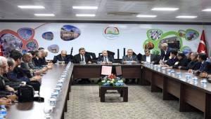 Bakan Fakıbaba HRÜ İle Çiftçilerin Problemlerine Çözüm Üretiyor
