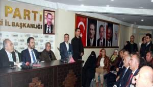 Bakan Fakıbaba, Türkiye Evelallah bu bölgenin lideridir