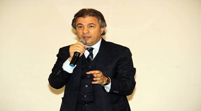 Beyoğlu Belediye Başkanı, Şanlıurfa Dünya Mozaiği